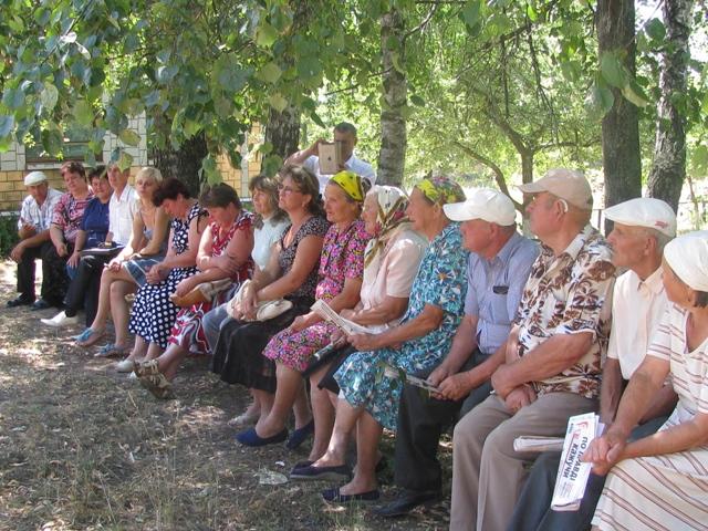 КПУ, Гордієнко, виборці
